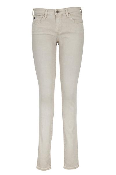 AG - The Legging Beige Twill Super Skinny Jeans