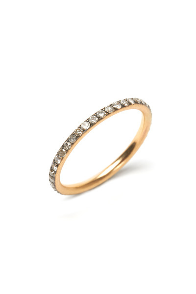Sylva & Cie - Gold Diamond Ring