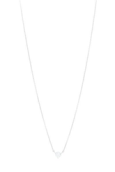 Kwiat - Platinum Solitaire Pendant