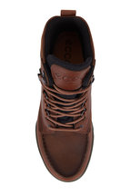 Ecco - Track II Brown Leather Waterproof Performance Boot