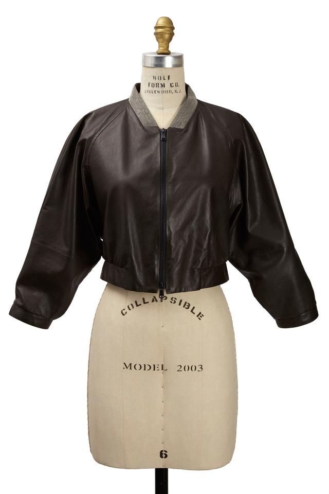 Volcano Leather Jacket