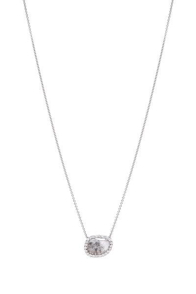 Kimberly McDonald - Diamond Slice Pendant