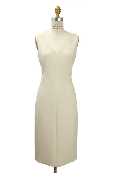 The Row - Shizzie Rice Silk Dress