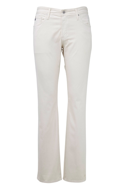 AG - Adriano Goldschmied - Protege Bone Stretch Cotton Five Pocket Pants