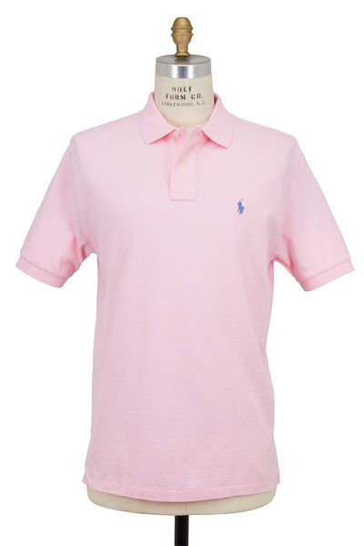Polo Ralph Lauren - Pink Piqué Polo