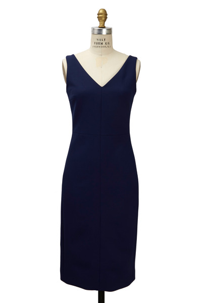 The Row - Shizzie Blue Dress