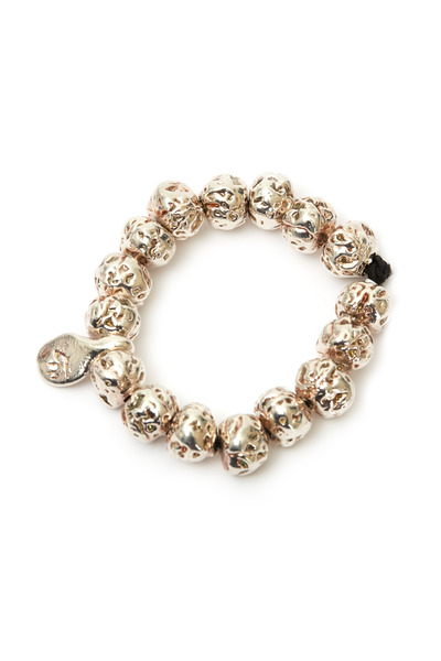 Precious - Sterling Silver Nugget Bracelet