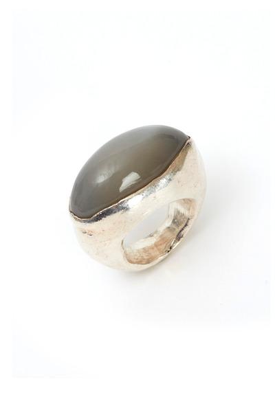Precious - Sterling Silver Moonstone Ring