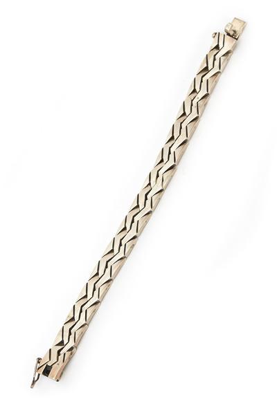 Precious - Sterling Silver Wilkes Bracelet