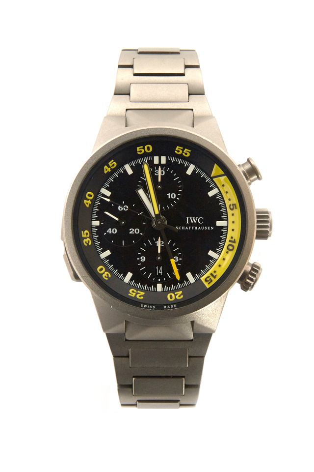 Aquatimer Split-Minute Chronograph Watch