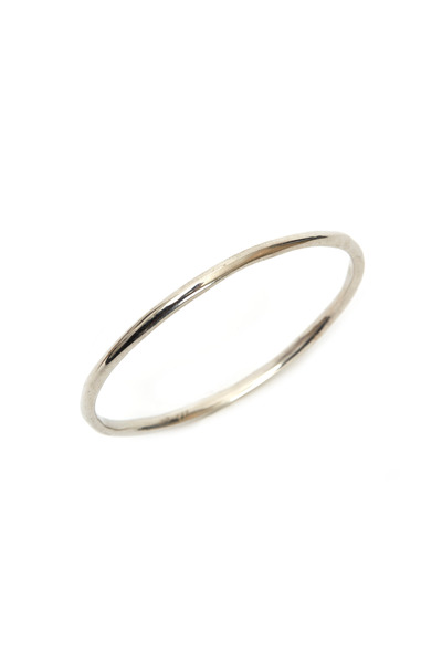 Robin Rotenier - Sterling Silver Bangle