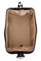 Bosca - Black Leather Dopp Kit