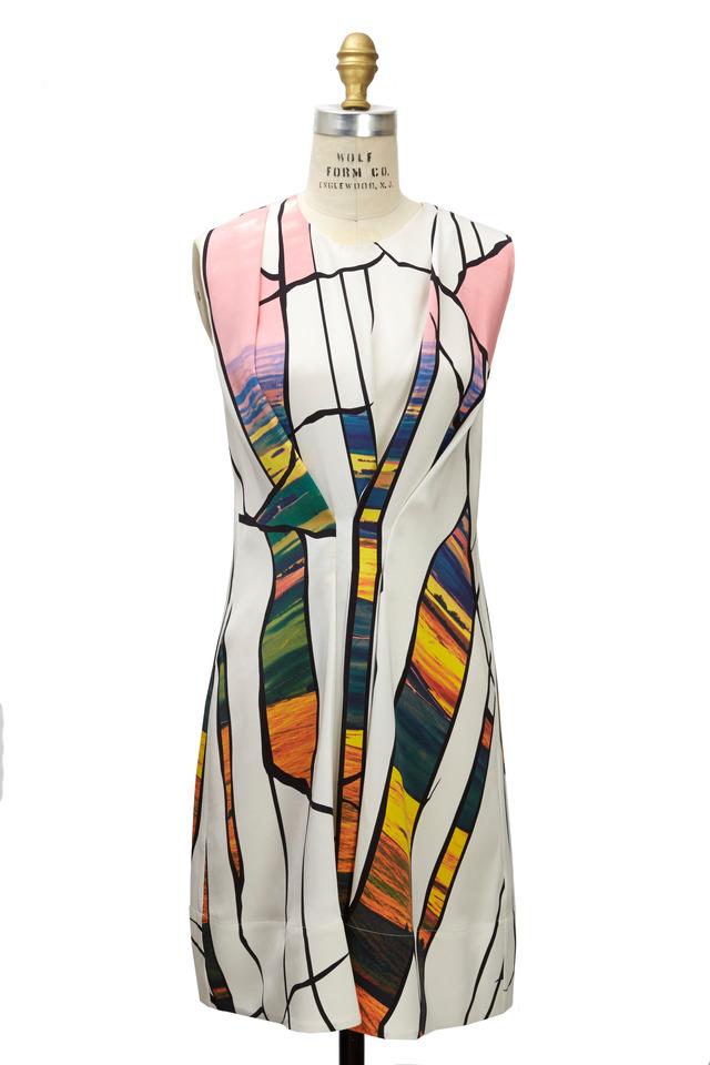 Breakthrough Moments Silk Dress