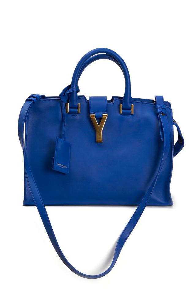 Majorelle Bleu Petit Cabas Handbag