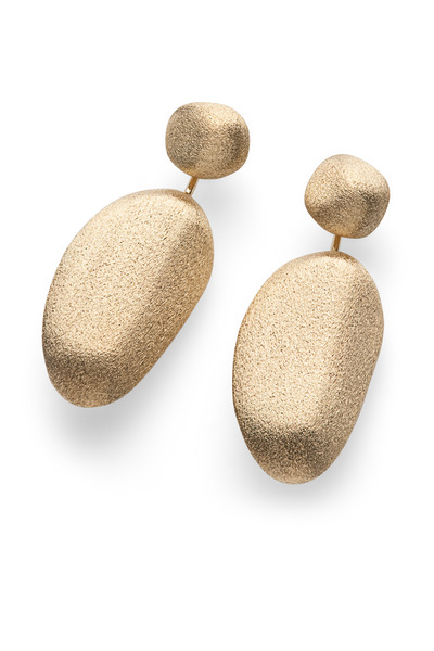 H. Stern - Gold Earrings