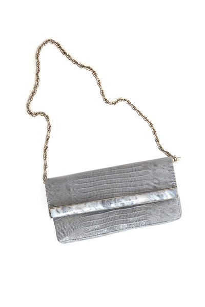 Daniella Ortiz - Grey April Clutch