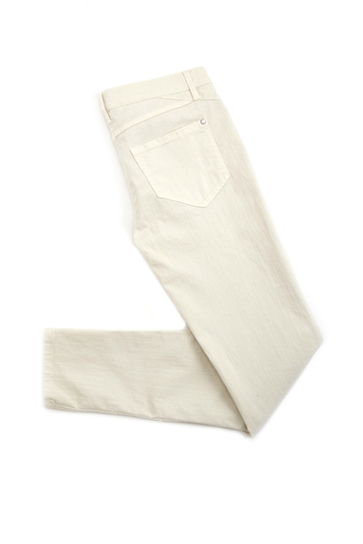 Brunello Cucinelli - Garment Dyed 5-Pocket Pants