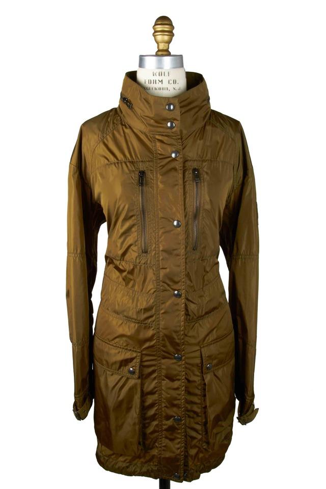 Olive Nylon Jacket