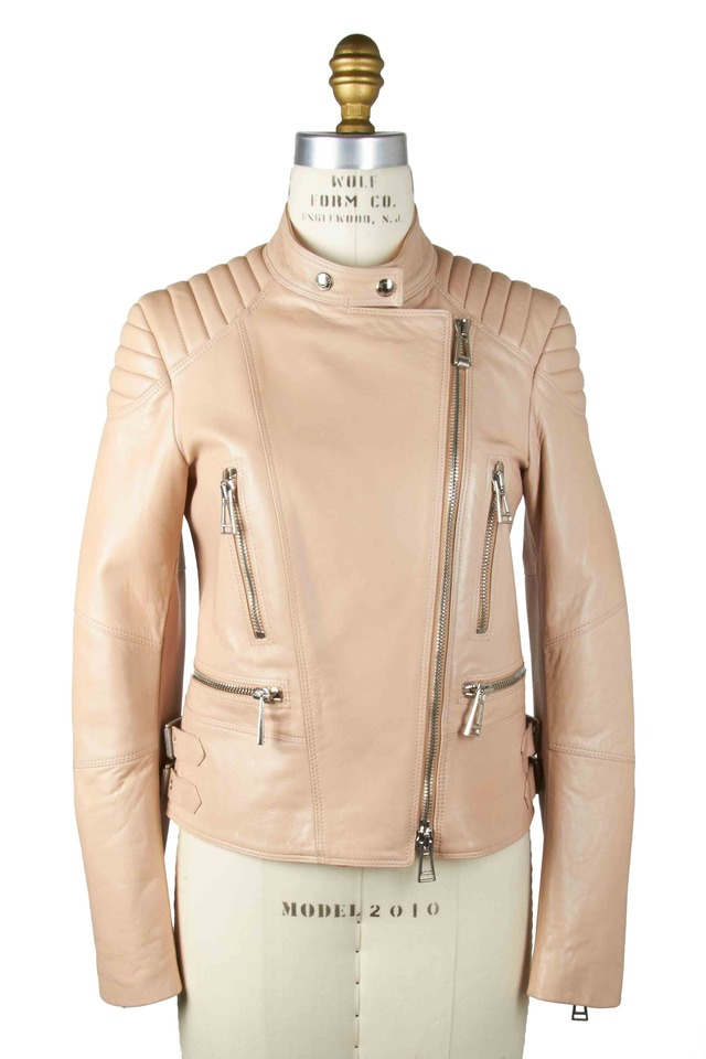 Sidney Beach Leather Jacket