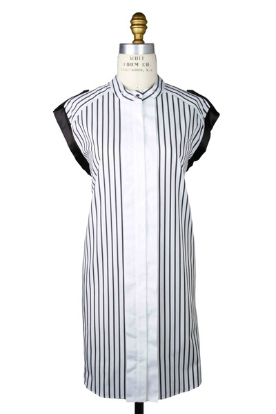 Belstaff - White Cotton Tunic