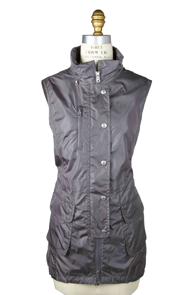 Clarice Light Grey Vest