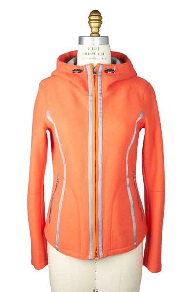 Bogner - Ashley Orange Wool Jacket