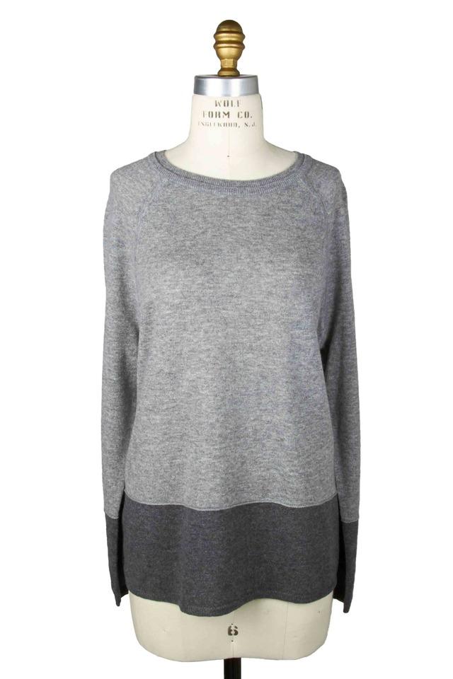 Platinum Cashmere Sweatshirt