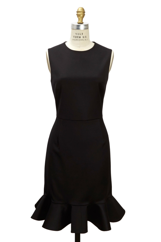Black & White Techno Dress