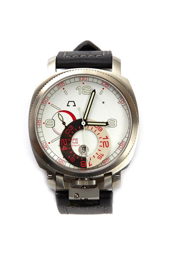 Anonimo Militare Zulu Steel Luxury Watch