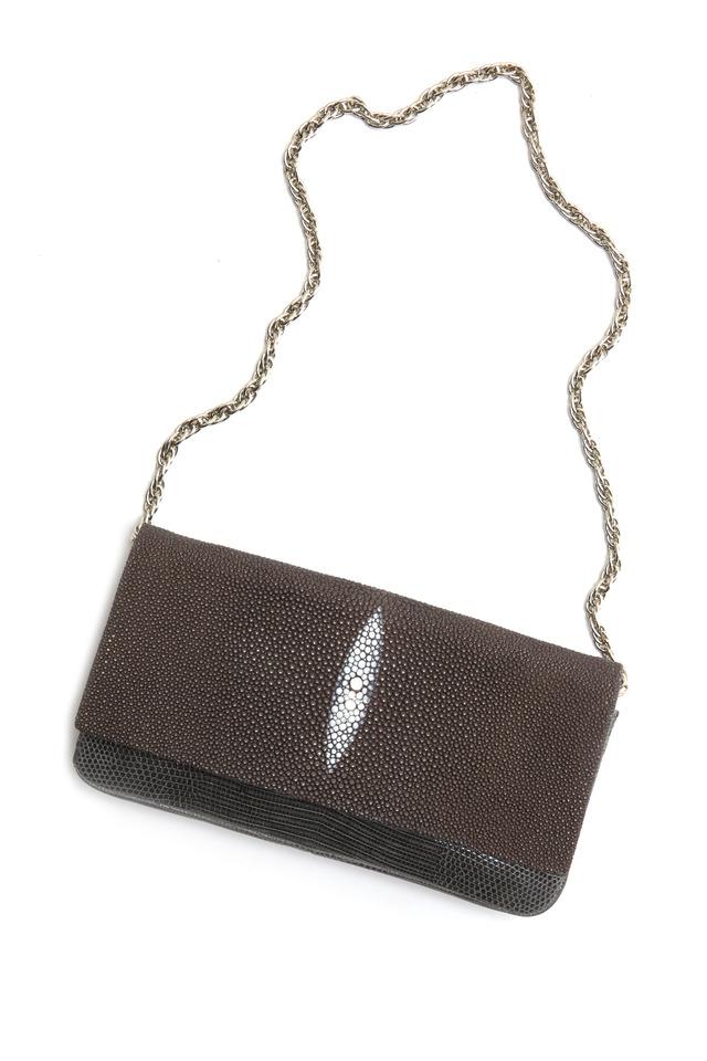 Kate Grey Stingray Handbags
