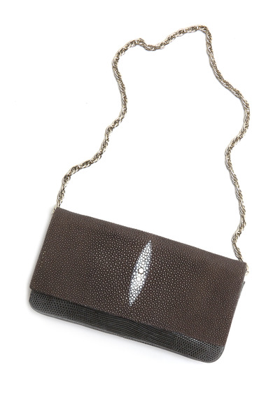 Daniella Ortiz - Kate Grey Stingray Handbags