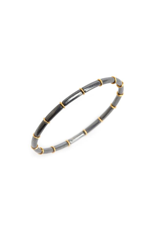Gold Ring Bracelet