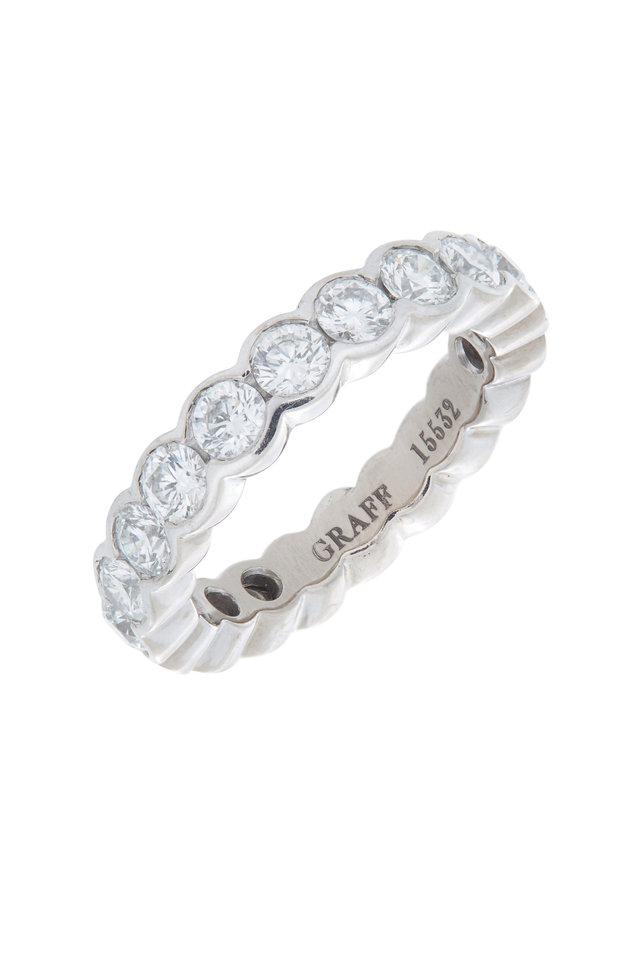 Diamond Scallop Ring