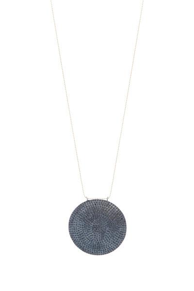 Tulah Jem - Black Spinel Necklace