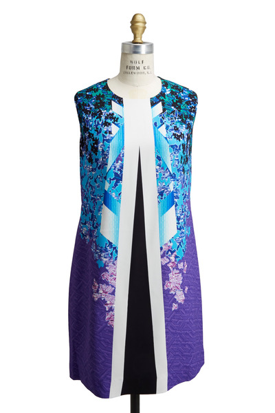 Peter Pilotto - Aureta Multicolor Shift