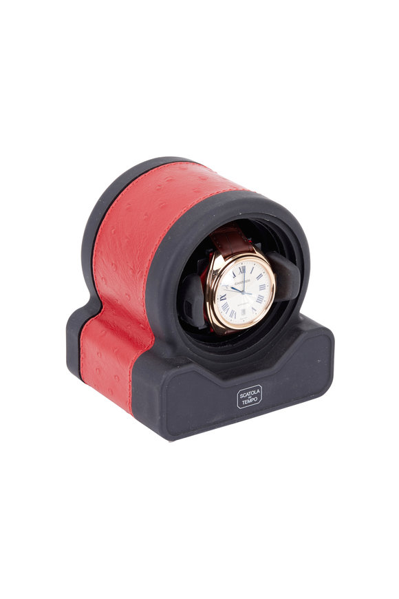 Scatola del Tempo Red Watch Winder
