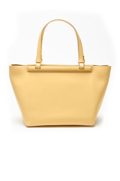 The Row - Canary Leather Mini Shopper Handbag