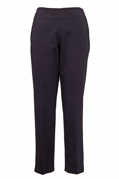 Brunello Cucinelli - Black Cotton Pant