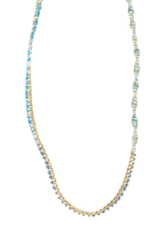 Chan Luu Multicolor Wrap Bracelet
