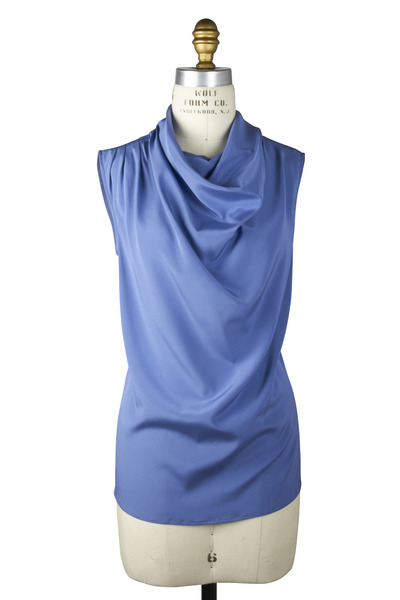 Kiton - Blue Blouse