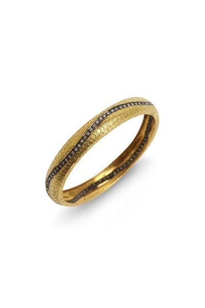 Loren Jewels - Yellow Gold Bangle Bracelet