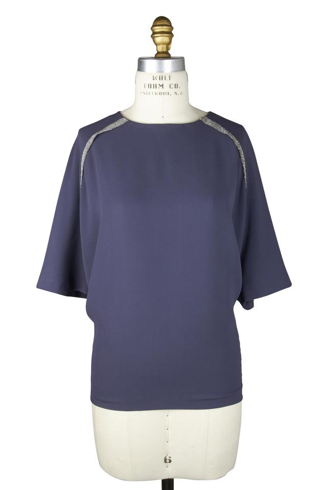 Galaxy Silk Monili Pullover