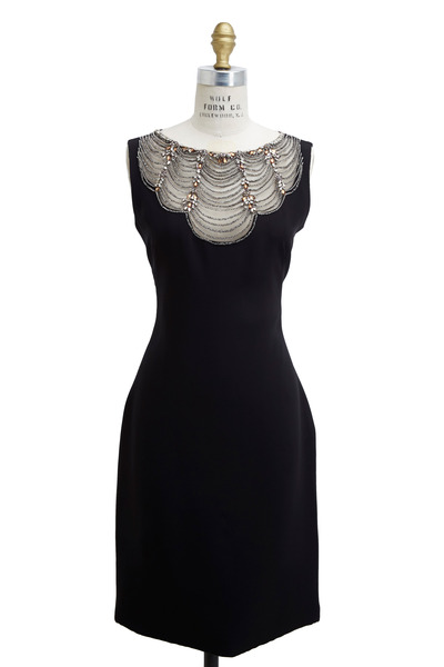 Reem Acra - Black Dress
