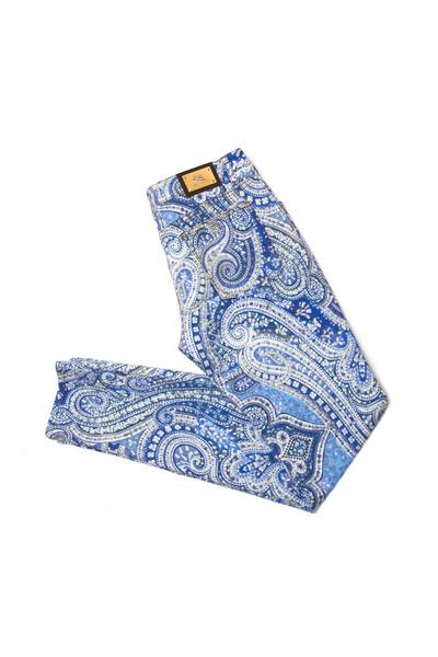 Etro - Blue Denim Jeans