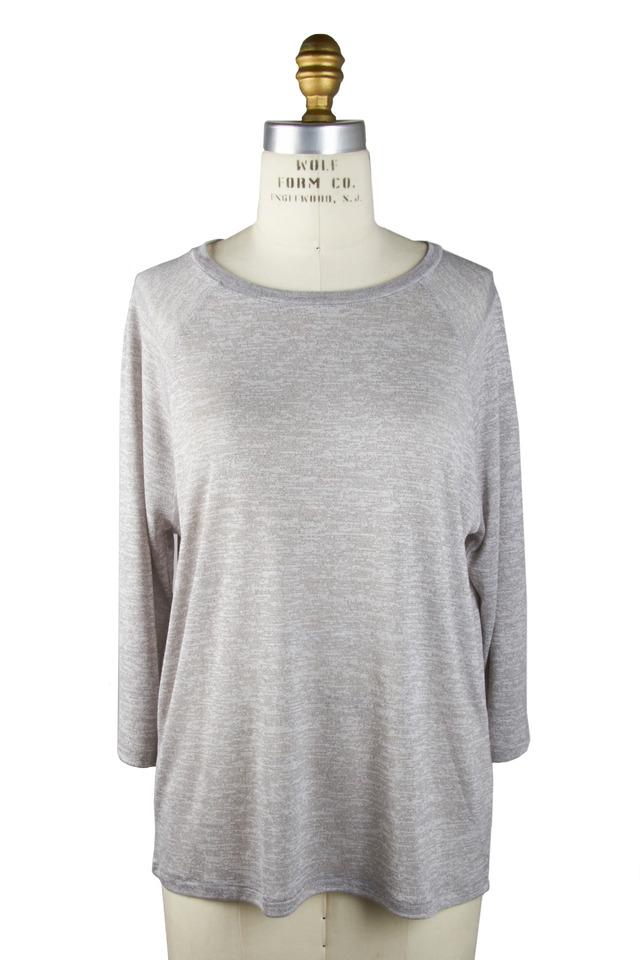 Heather Grey Raglan T-Shirt