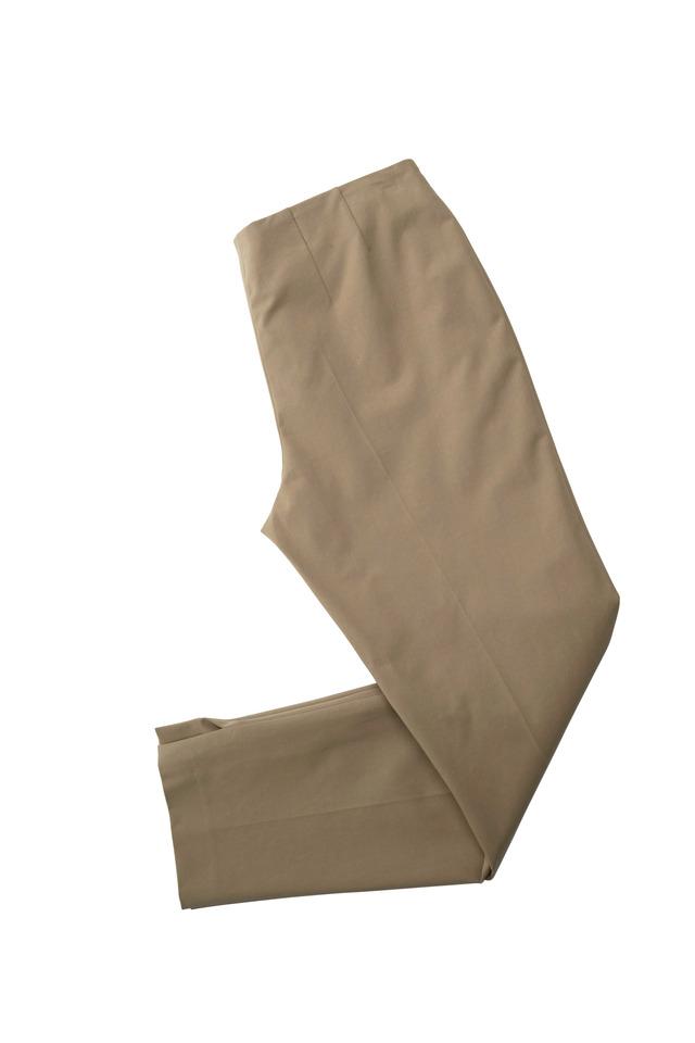 Nutmeg Cotton Stretch Pants