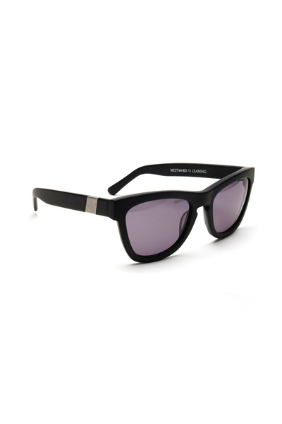 Westward Leaning - Matte Black Sunglasses