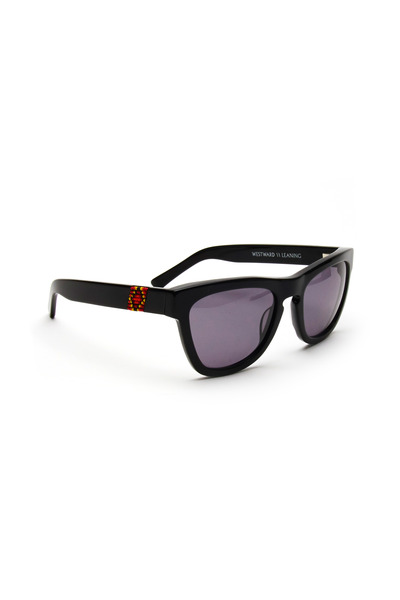 Westward Leaning - Black Sunglasses