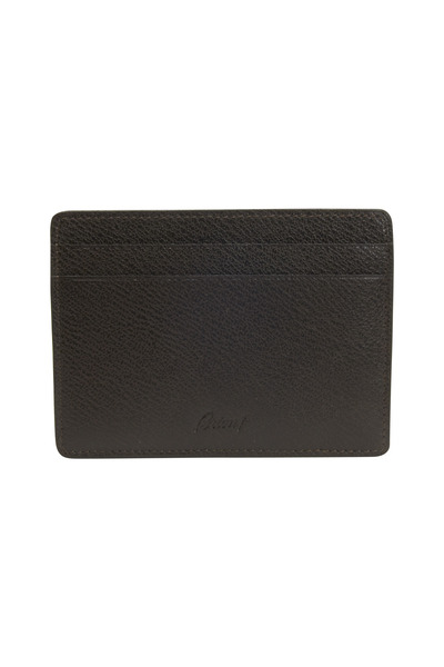 Brioni - Brown Card Holder