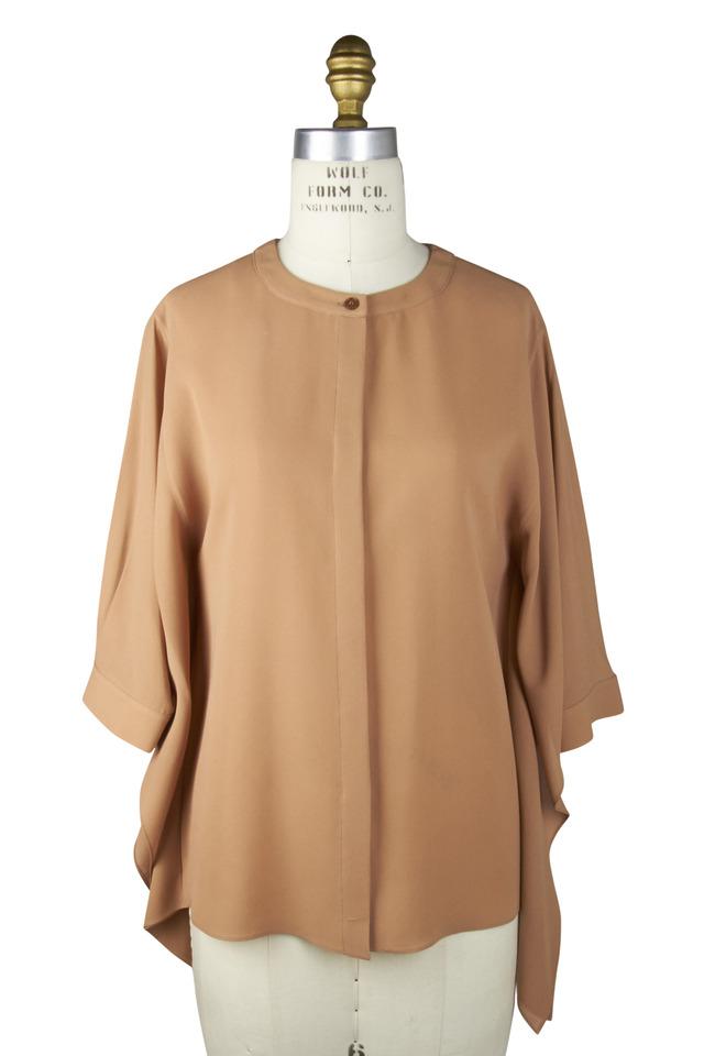 Kimono Button Front Shirt